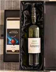 Picture of Traditional Personalised Wine!