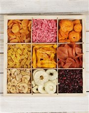 Picture of Nuts over Fruit!