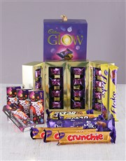 Picture of Decadent Cadburys Chocolate Hamper!