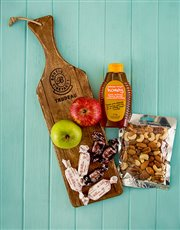 Picture of Trudeau Board with Kosher Treats!
