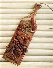 Picture of Trudeau Board with Assorted Biltong!