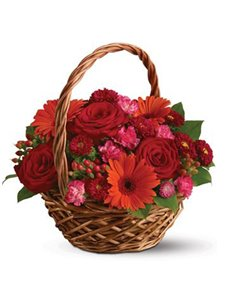 flowers: Sending Warm Wishes Gift!
