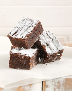 bakery: Tempting Chocolate Brownies!