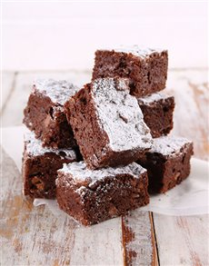 bakery: Chunky Chocolate Brownies!