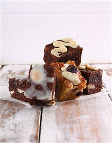 bakery: Gourmet Brownie Tin!
