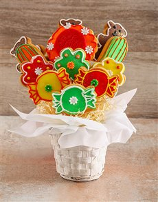 bakery: Get Well Soon Cookie Bouquet!