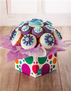 bakery: Im Sorry Cupcake Bouquet!