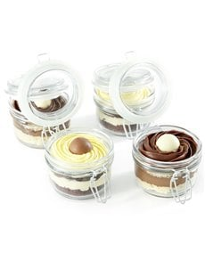 bakery: Lindt Lovers Cake Jar Combo !