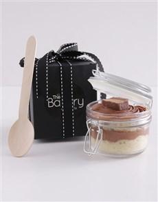 bakery: Single Bar One Cupcake in a Jar!