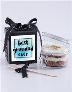 bakery: Grandparents Day Carrot Cake Cupcake Jar!