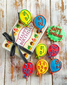 gifts: Birthday Treats Cookie Tin!