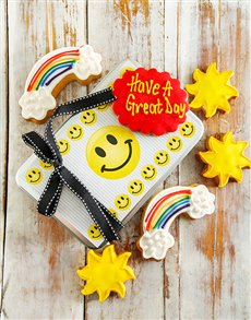 gifts: Have a Great Day Cookie Tin!