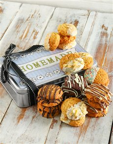 bakery: Cookie Madness Tin!