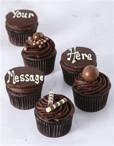Picture of Guilty Pleasures Cupcake Variety!