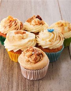 bakery: Nostalgia Cupcake Combo Box !