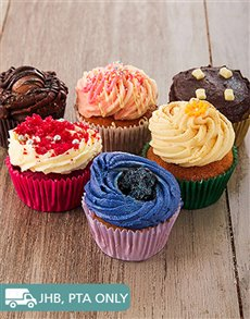 bakery: For The Ladies Cupcake Combo!