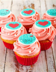 bakery: For You Turkish Delight Cupcakes!