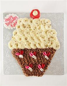 bakery: Cupcake Pull Apart Cake!