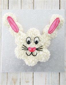 bakery: Bunny Pull Away Cake!