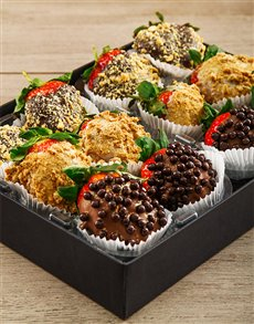 bakery: Nutty Crunch Combo Box!