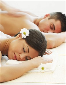 gifts: Couples Spa Package!