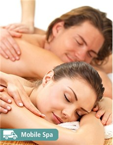 gifts: Sheer Bliss Double Up Massage!