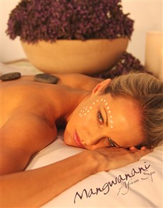gifts: Mangwanani African Premier Night Spa!