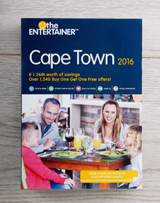 gifts: The Entertainer   Cape Town!