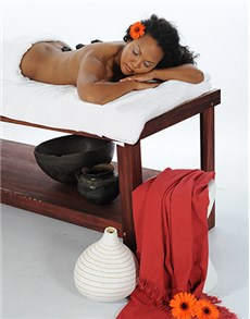 gifts: Mangwanani African Shwe Shwe Night Spa!