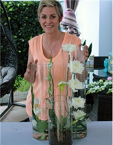 gifts: A Journey Into Flower Arranging with Jill Manson!