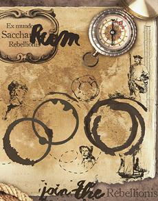 gifts: Rum Tasting   Ex Mundo Est Saccharum Rebellionis!