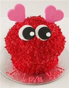 gifts: Love  Bug Giant Cupcake!