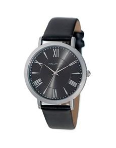 gifts: Hallmark Gents Black Leather Watch!