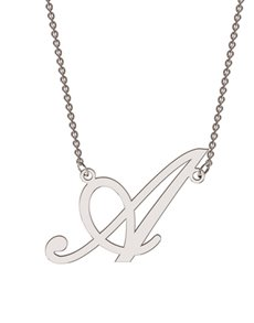 jewellery: Memi Personalised Initial Necklace!