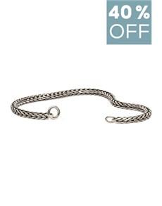 jewellery: Trollbeads Silver Bracelet!
