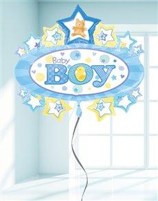 gifts: It's a Boy Balloon!