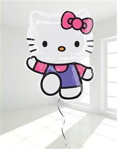 gifts: Hello Kitty Balloon!