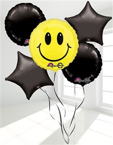 flowers: Smiley Face Balloon Bouquet!