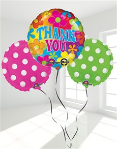 gifts: Thank you Balloon Bouquet!