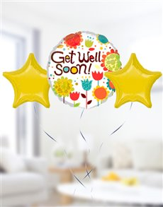 flowers: Get Well Soon Balloon Bouquet!