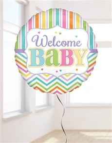 flowers: Baby Brights Balloon!