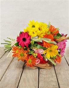 gifts: Vibrant Flower Gift!