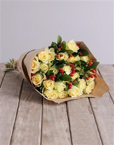 gifts: Cream Rose Elegance!