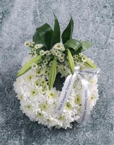 flowers: Mini Sympathy Ring!