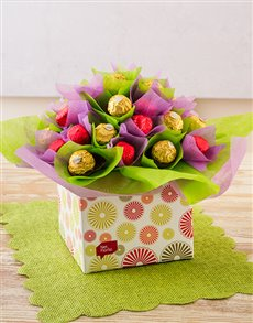 flowers: Spring Edible Arrangement!
