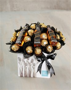 gifts: Quality Times Edible Arrangement!
