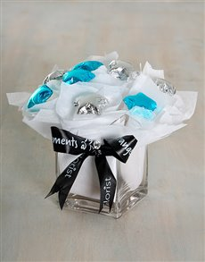gifts: Cloudy Skies Chocolate Arrangement!