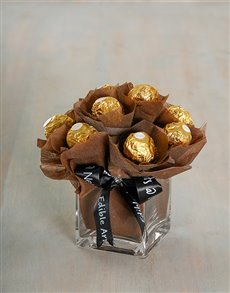 gifts: Chocolaterian Arrangement!