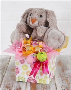 flowers: Starry Easter Egg and Bunny Box!