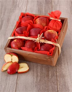 gifts: Red Apple Snack Crate!